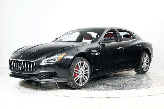 2018 MASERATI QUATTROPORTE S Q4 GRANLUSSO Sedan for sale in Plainview, NY at Maserati of Long Island