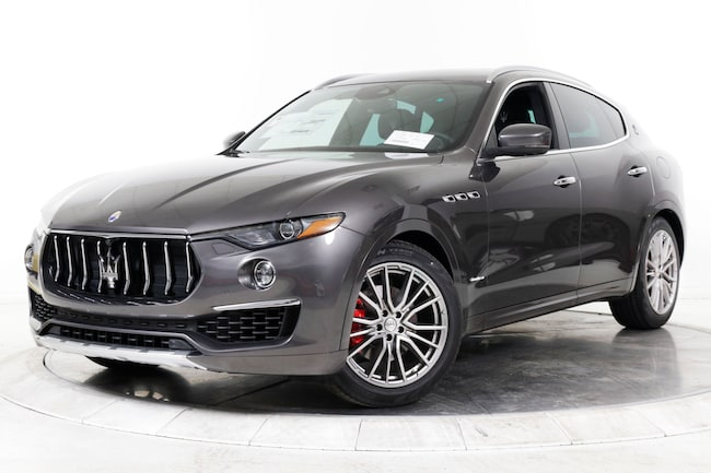 2019 MASERATI LEVANTE GRANLUSSO SUV for sale in Plainview, NY at Maserati of Long Island