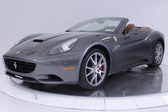2010 FERRARI CALIFORNIA Convertible for sale in Plainview, NY at Ferrari of Long Island