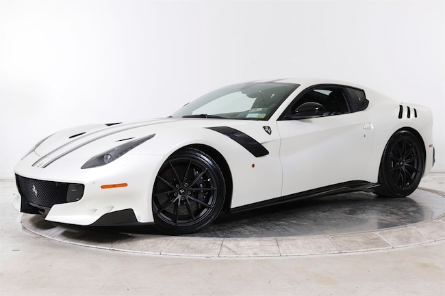 2017 FERRARI F12 TDF Coupe for sale in Fort Lauderdale, FL at Ferrari of Fort Lauderdale
