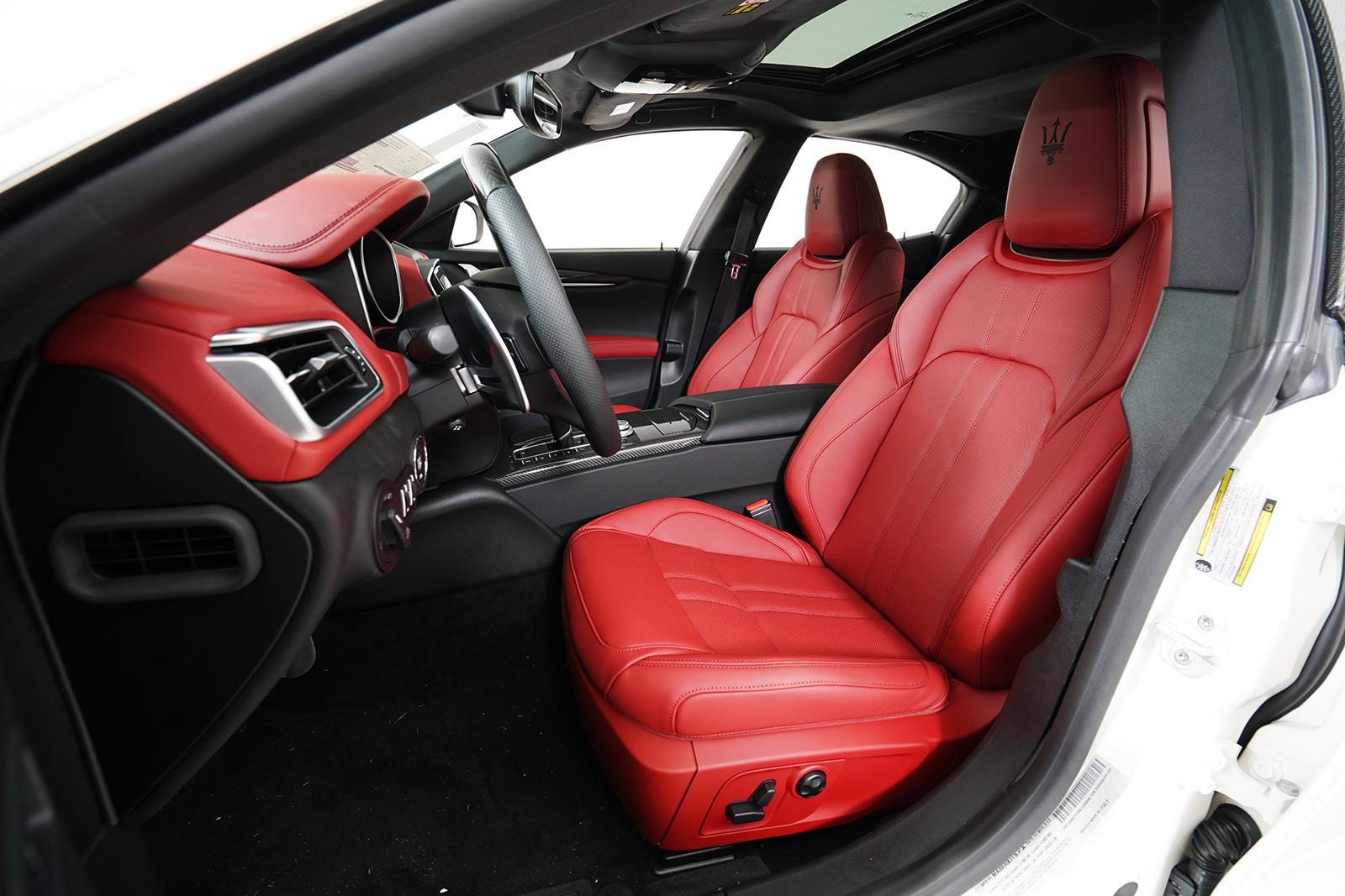 ... 2018 MASERATI GHIBLI S Q4 GranSport Sedan For Sale In Plainview, NY At  Maserati Of ...