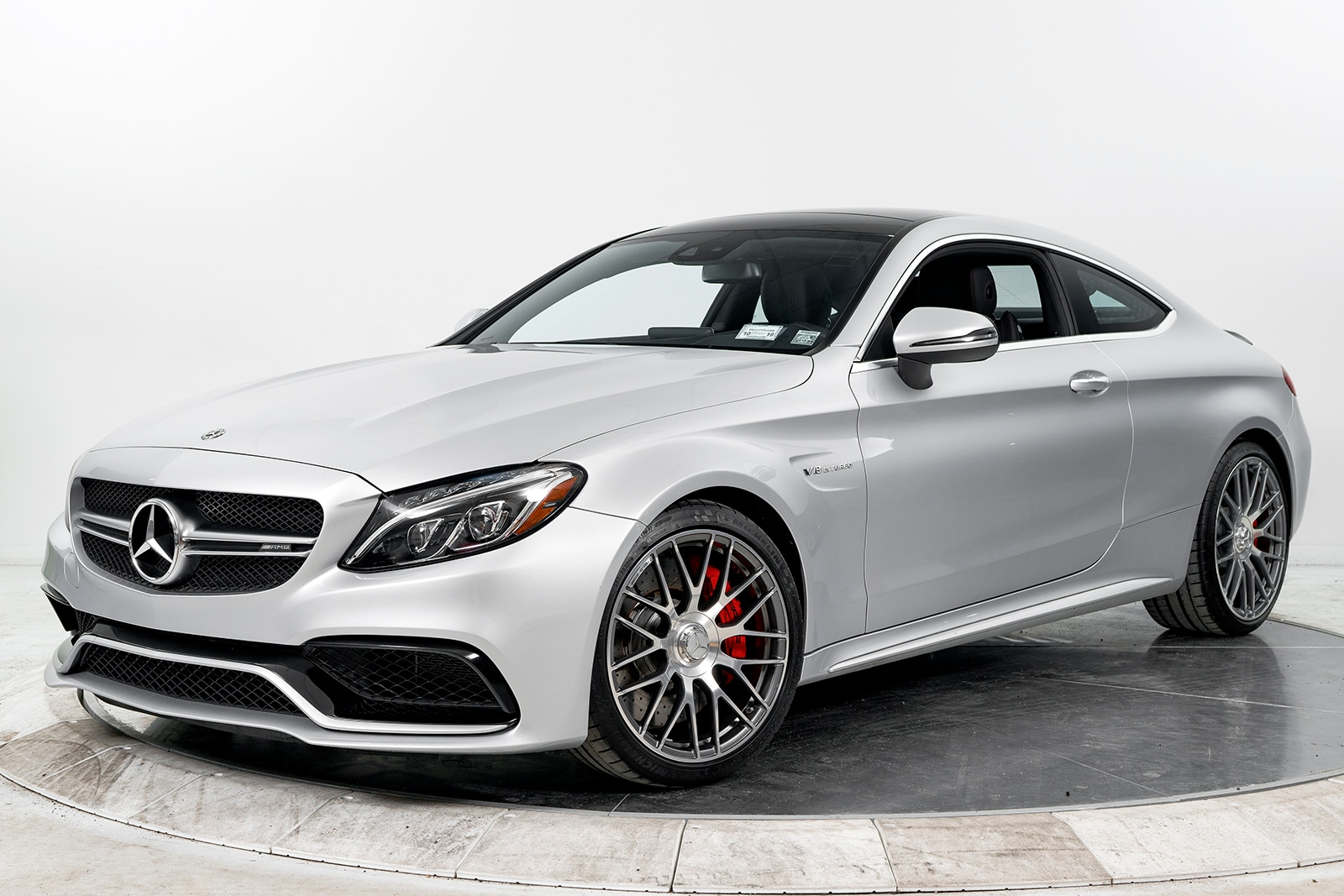Used 2018 MERCEDES-BENZ C63 S AMG COUPE For Sale