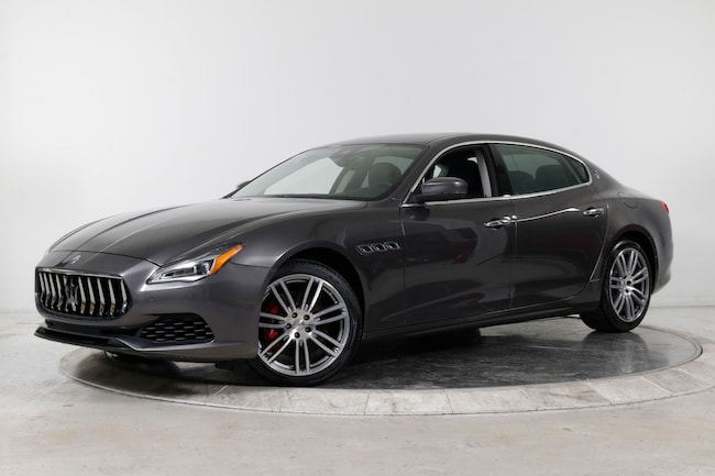 2018 MASERATI QUATTROPORTE S Q4 Sedan for sale in Plainview, NY at Maserati of Long Island