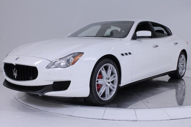 2014 MASERATI QUATTROPORTE S Q4 Car for sale in Plainview, NY at Maserati of Long Island