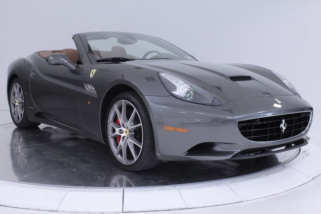 used 2010 ferrari california for sale in fort lauderdale. Black Bedroom Furniture Sets. Home Design Ideas