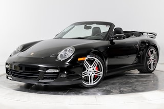 2008 PORSCHE 911 TURBO CABRIOLET Convertible