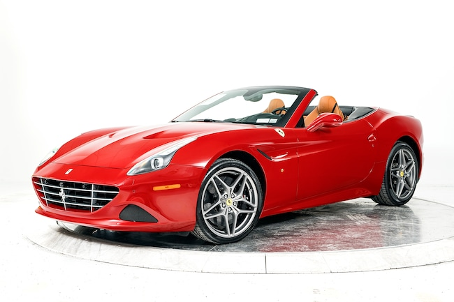 2015 FERRARI CALIFORNIA T Convertible for sale in Fort Lauderdale, FL at Ferrari of Fort Lauderdale