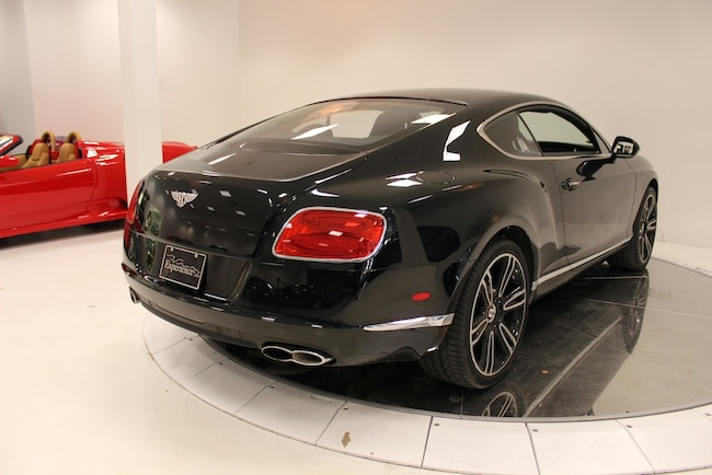 Used 2013 BENTLEY CONTINENTAL GT V8 For Sale   Plainview near Long ...