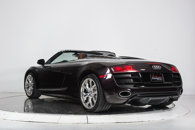 Used AUDI R SPYDER For Sale Plainview Near Long Island - Audi dealership long island
