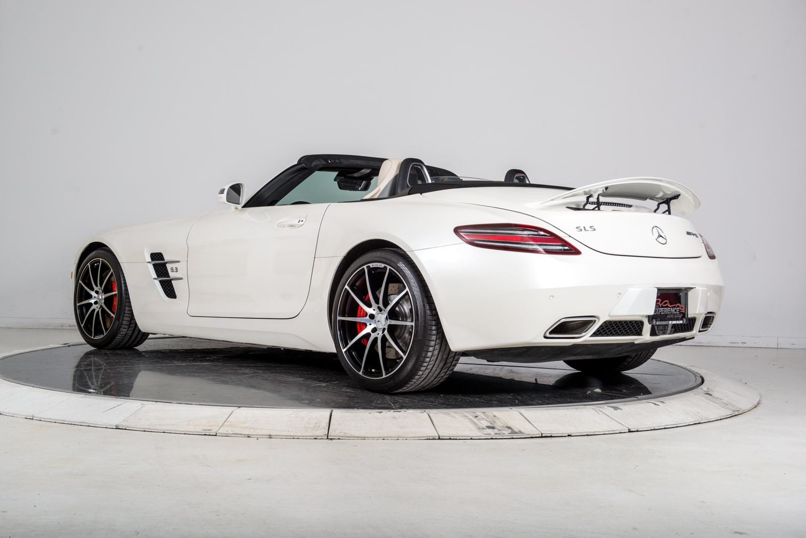 ... 2012 MERCEDES BENZ SLS AMG ROADSTER Convertible For Sale In Plainview,  NY At Maserati ...