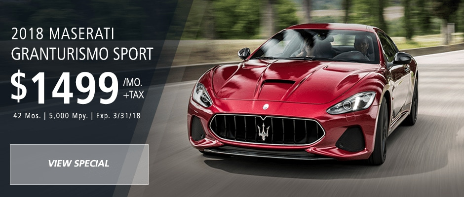 Lease A New Maserati With Attractive Lease Deals In Long Island NYC - Sports cars you can lease
