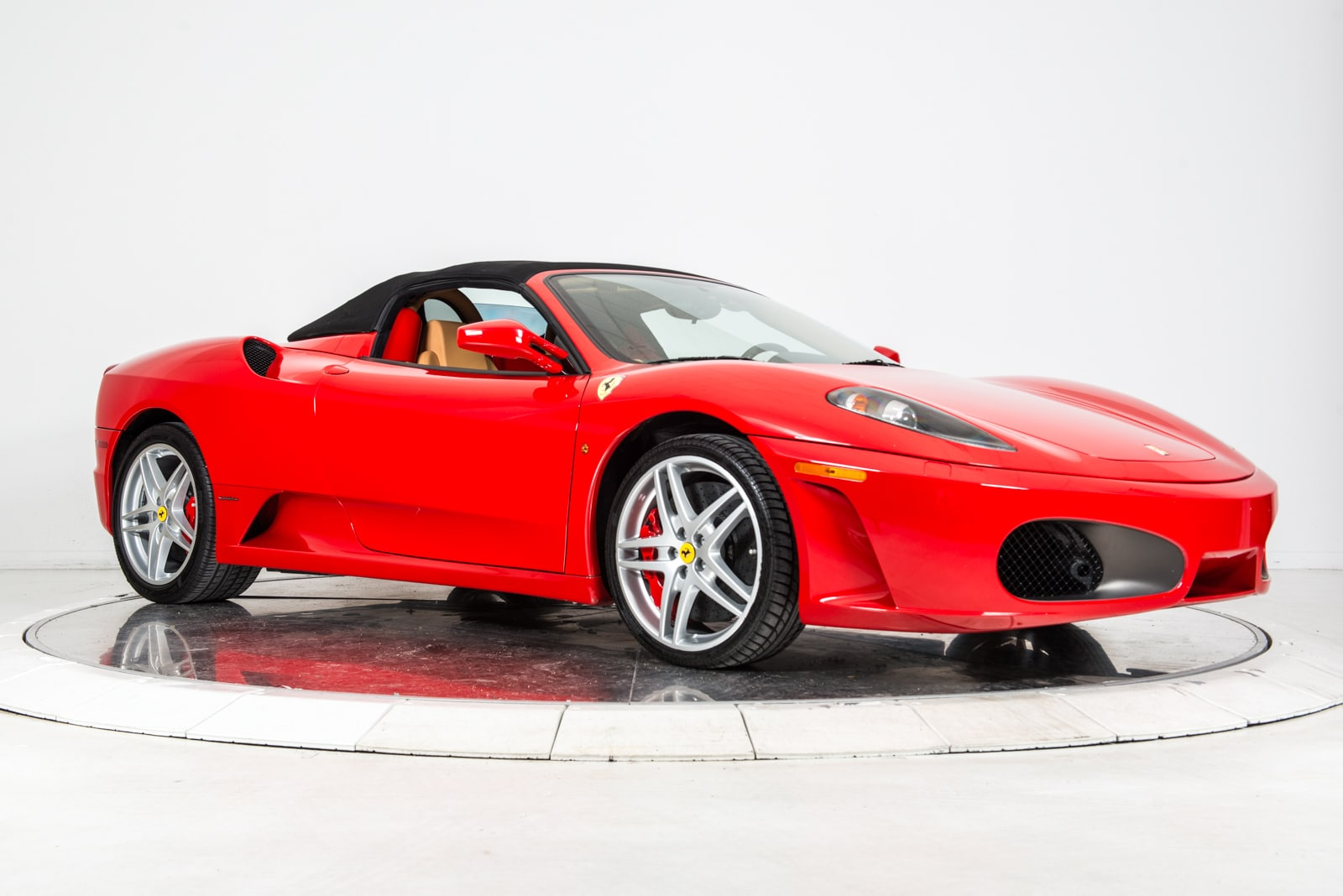 used 2009 ferrari f430 spider f1 for sale plainview near. Black Bedroom Furniture Sets. Home Design Ideas