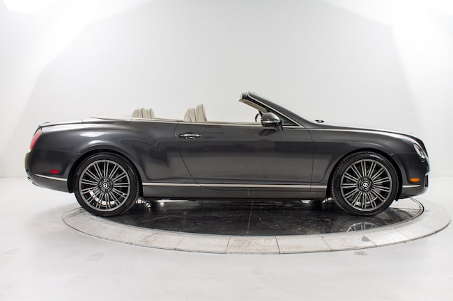 Used 2011 Bentley Continental Gtc Speed For Sale Plainview Near
