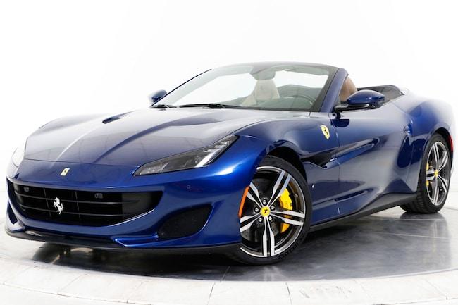 2019 FERRARI PORTOFINO Convertible for sale in Plainview, NY at Maserati of Long Island
