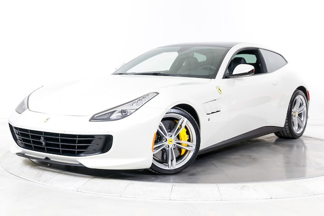 2018 FERRARI GTC4LUSSO Coupe for sale in Plainview, NY at Maserati of Long Island