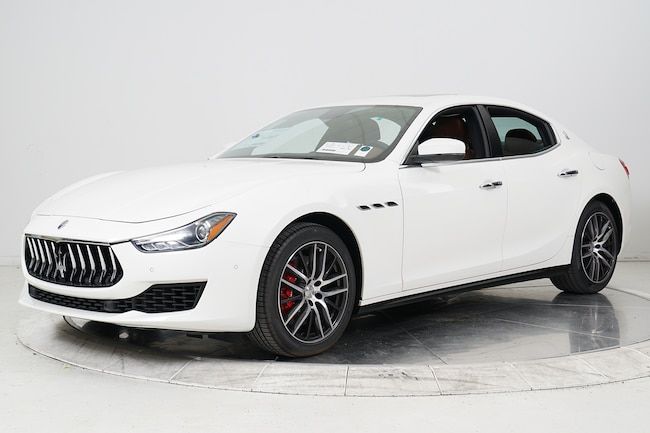 2018 MASERATI GHIBLI S Q4 Sedan for sale in Plainview, NY at Maserati of Long Island