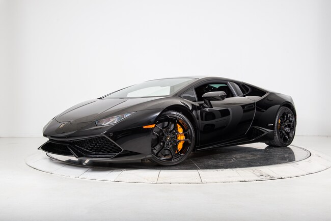 Used 2015 Lamborghini Huracan Lp 610 4 For Sale Plainview