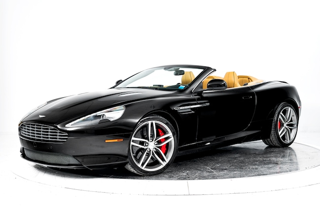 Used 2014 Aston Martin Db9 Volante For Sale Plainview Near Long