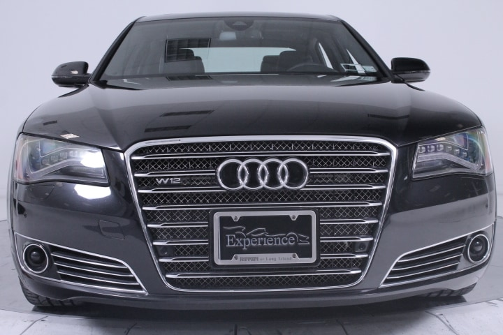 used 2012 audi a8 l w12 for sale plainview near long island ny vin waur4afd1cn012402. Black Bedroom Furniture Sets. Home Design Ideas
