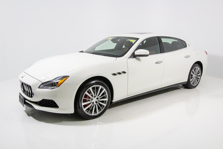 2019 Maserati Quattroporte S Q4 Sedan