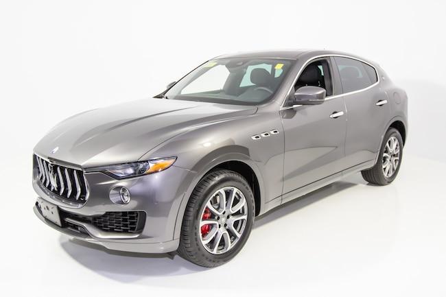 2019 Maserati Levante SUV For Sale in Norwood, MA