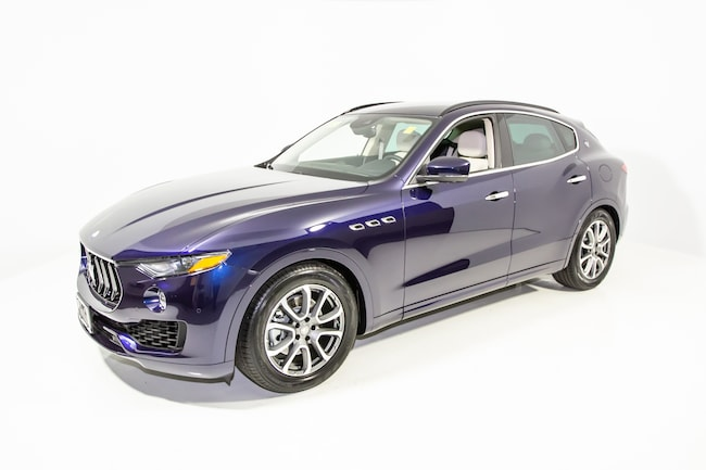 2019 Maserati Levante Base SUV For Sale in Norwood, MA
