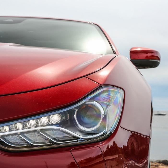 Compare The 2017 Ghibli Vs Ausi A7 At Boch Maserati