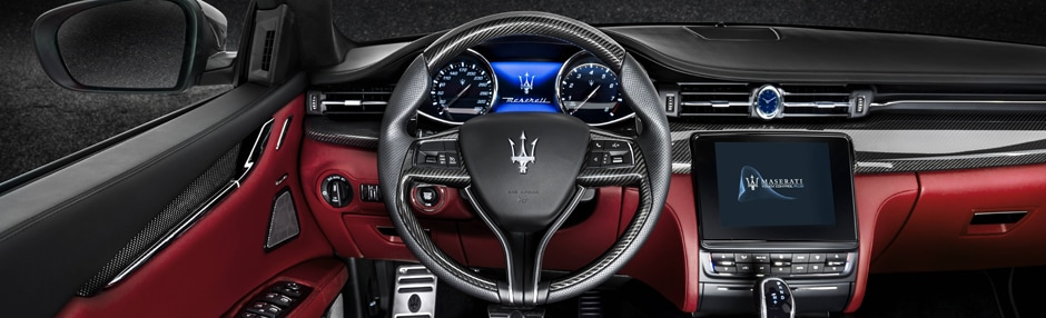 2018 Maserati Quattroporte in Norwood, Quincy, Newton, Boston, and Providence