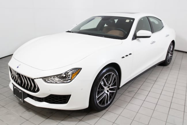 2018 Maserati Ghibli S Q4 Sedan For Sale in Norwood, MA