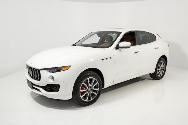 2019 Maserati Levante Base SUV For Sale in Norwood, MA