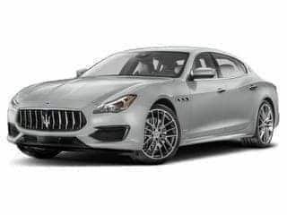 2018 Maserati Quattroporte S Q4 Sedan
