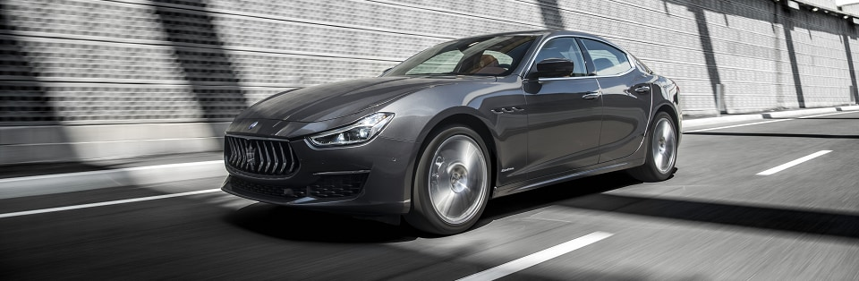 Certified Pre Owned Maserati Ghibli