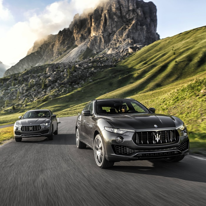 New 2018 Maserati Levante in Norwood, Quincy, Newton, Boston and Providence