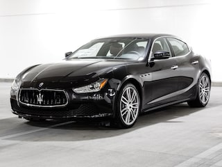 2017 Maserati Ghibli S Q4 S Q4 3.0L