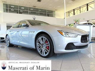 Used 2017 Maserati Ghibli S Sedan in Marin, CA
