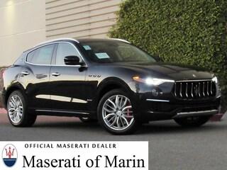 New 2019 Maserati Levante S GranLusso SUV in Marin, CA