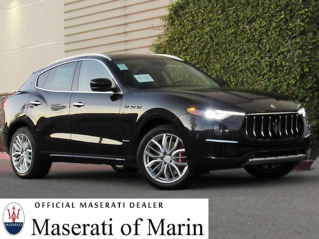 2019 Maserati Levante SUV Mill Valley