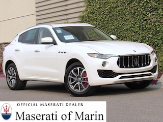New 2019 Maserati Levante S SUV in Marin, CA