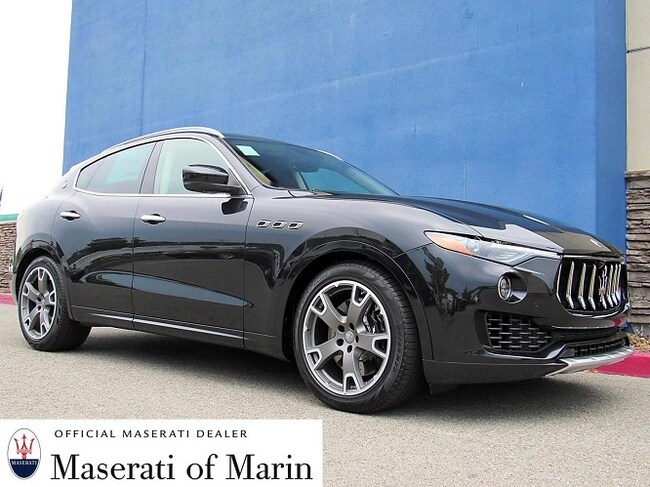 2017 Maserati Levante S SUV Mill Valley