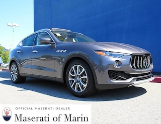 New 2017 Maserati Levante S SUV in Marin, CA