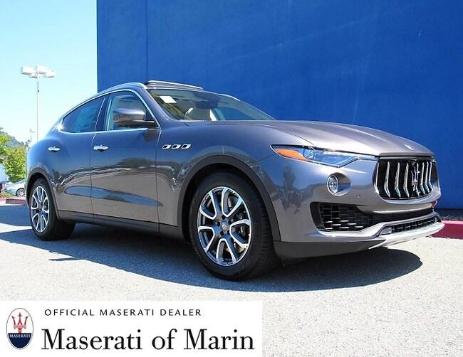2017 Maserati Levante S SUV Mill Valley