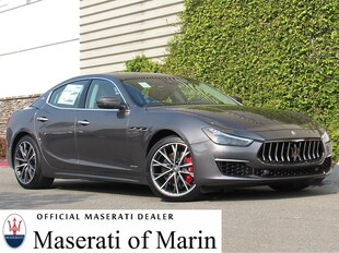 2019 Maserati Ghibli S Q4 GranLusso Sedan