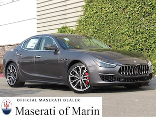 New 2019 Maserati Ghibli S Q4 GranLusso Sedan in Marin, CA