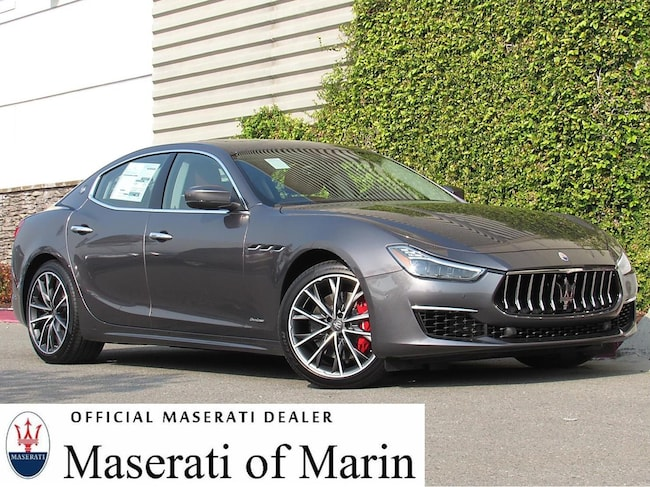 2019 Maserati Ghibli S Q4 GranLusso Sedan Mill Valley