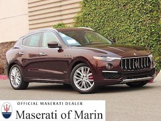 New 2019 Maserati Levante SUV in Marin, CA