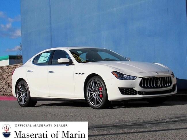 2018 Maserati Ghibli Sedan Mill Valley