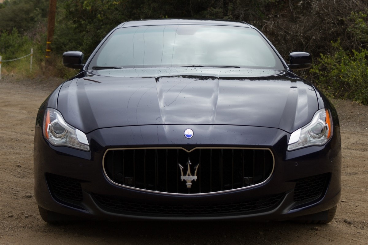 2016 Maserati Quattroporte S Test Drive And Review Growl