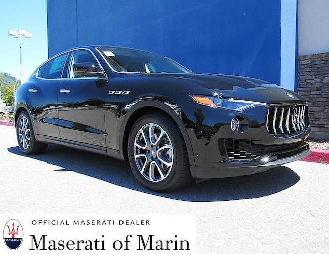 2017 Maserati Levante Base SUV Mill Valley