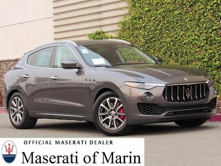 New 2019 Maserati Levante S SUV in Marin, CA