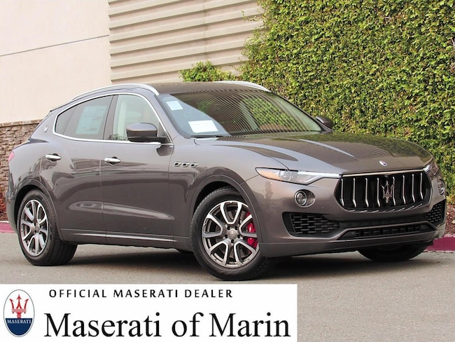 2019 Maserati Levante S SUV Mill Valley
